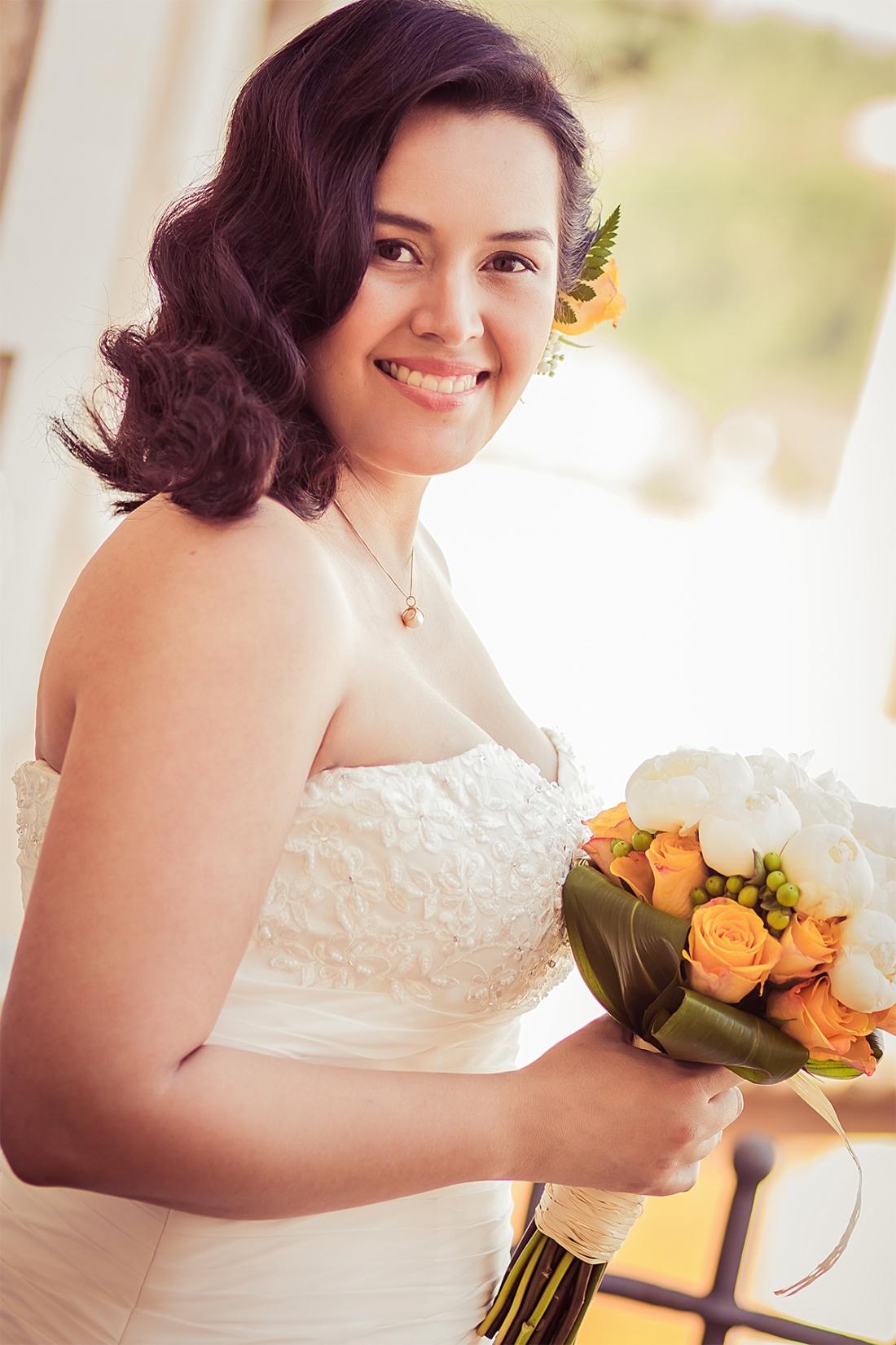 Retrato de novia. P+L